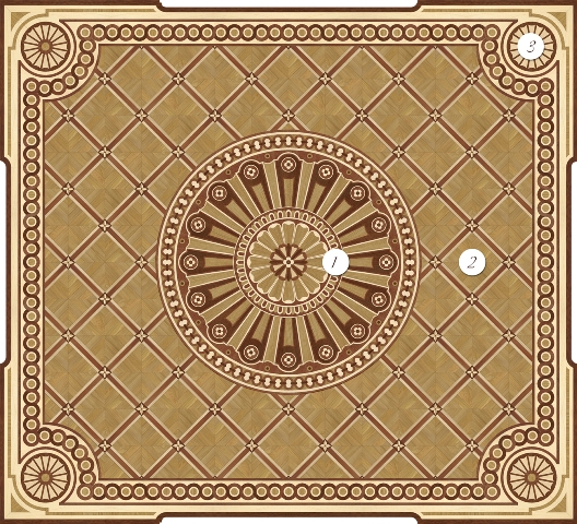 1-1611_Ariya, 2-3676_Katarina, 3-1612_Rivyera